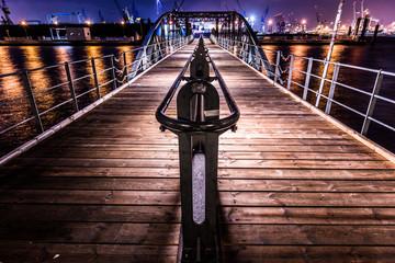 Brücke Fähranleger