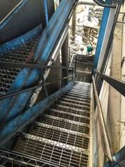 ripide scale in fabbrica