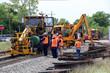 Railroad Track Repair - 82128588