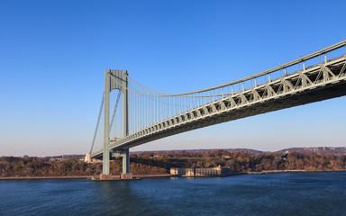 The Verrazano Narrows Bridge