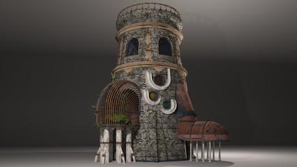 Torre Gotica 2