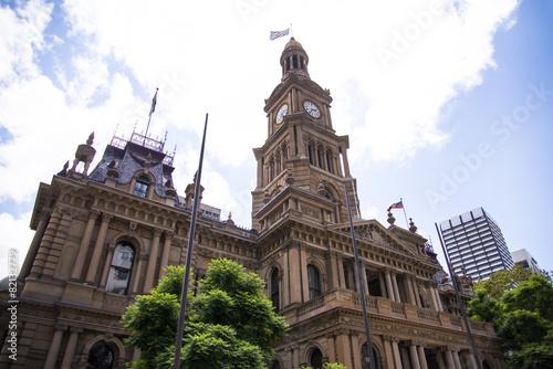 Papiers peints Opera, Theatre Sydney town hall