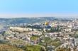 Jerusalem panoramic view - 82134350