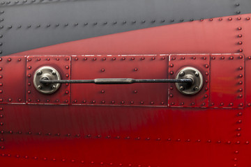 Side Paneling of a Helicopter