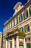 Gerolamo Grimaldi Palace in Genoa - Italy
