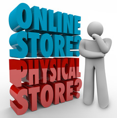 Online Vs Physical Store Thinker Best Shopping Option Retail Cho