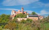Die Ronneburg bei Büdingen
