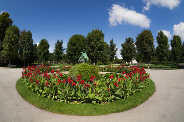 Stadtpark in Wien