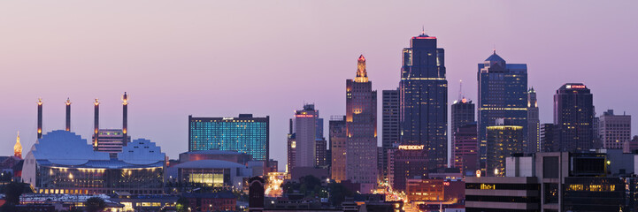 Cityscape, Kansas City, Kansas, United States