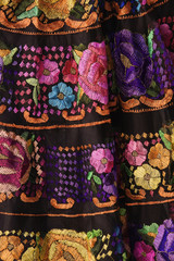 Colorful Flower Fabric