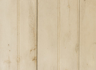 Shabby styled white wooden boards