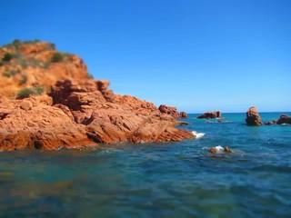 Waves & Rocks - timelapse