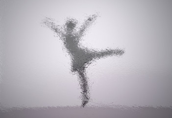 Ballerine Silhouette