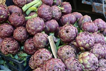 Il mercato di Campo de' Fiori - Roma