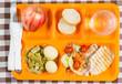 School lunch tray - 82170938