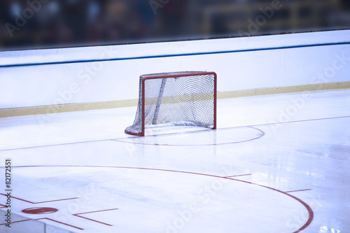Foto op Aluminium Wintersporten Eishockey Weltmeisterschaft