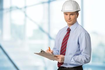 Clipboard. Construction Inspector - Marking Checklist