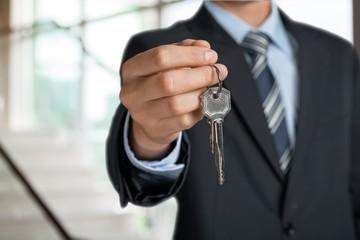 Key. Giving House Keys Series