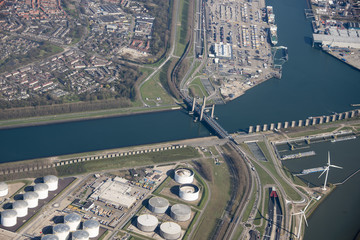 europoort oil tanks