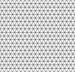 Seamless geometric latticed texture.