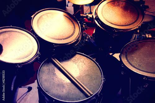 Drums conceptual image. - 82181533