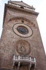 Torre dell'orologio astronomico - Mantova
