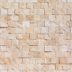 Tile stone wall texture