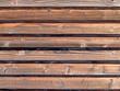 Brown wood plank.