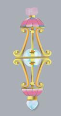 crystal grip nine