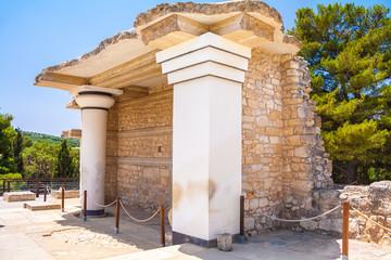 Knossos. South Propylaeum