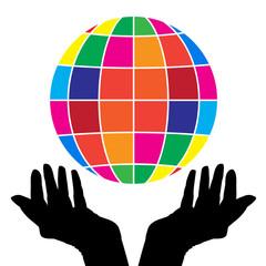 Humanitarian Symbol