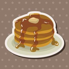 pancake theme elements