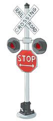 old Grade crossing signal