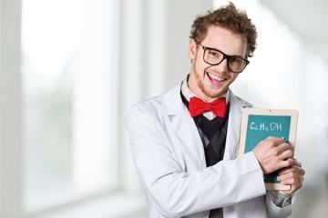 Scientist. Mad Scientist