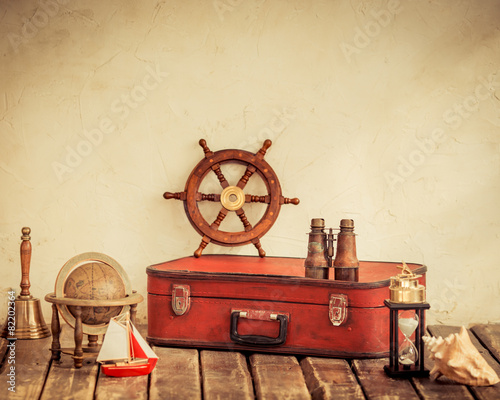 Adventure and travel concept - 82202364