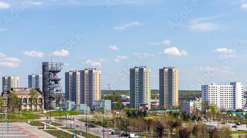 Foto op Canvas Oost Europa Cityscape of Katowice