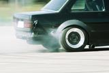 Car Speed Drifting Burnout Wheel