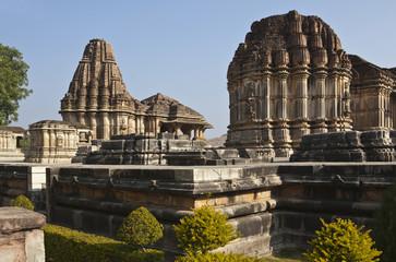 Temple ruins, Udaipur, Rajasthan, India