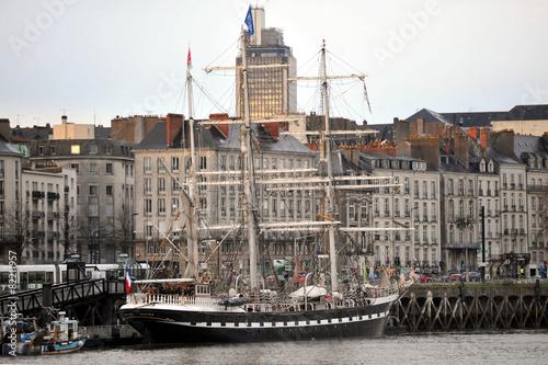 Belem et Port de Nantes - 82211957