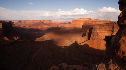 Island in the Sky White Rim Trail Canyonlands Utah USA