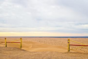 Gates to Beach