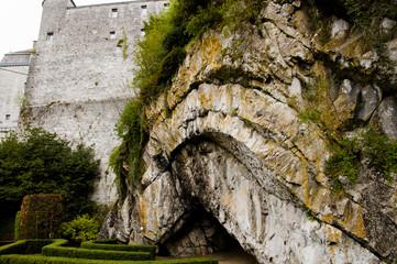 Folded Sedimentary Rock - Durbuy