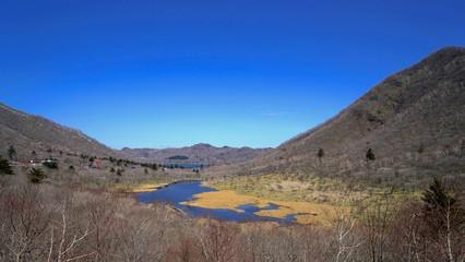 Wetlands in Akagi-san