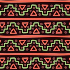 traditional seamless pattern