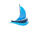 Boat Sail Race