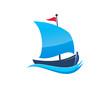 Sailing Boat Fishing - 82228960
