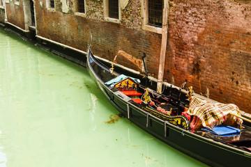 La gondola nel rio