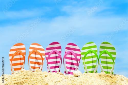 Summer beach - 82232344