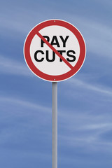 Pay Cuts Not Allowed