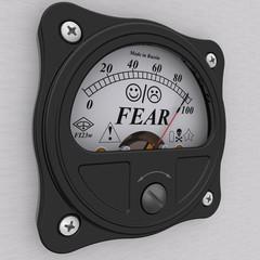 Fear indicator